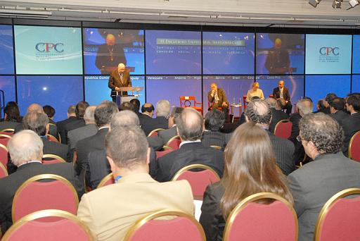 III Encuentro Empresarial <br>Iberoamericano