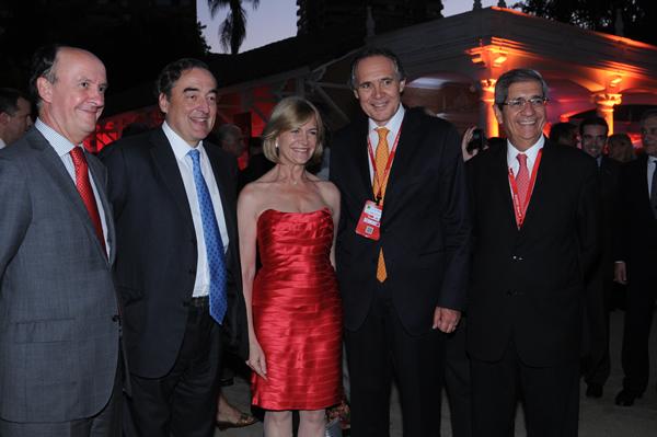 Cena Concha y Toro, en el marco de la <br>IV Cumbre Empresarial CELAC-UE