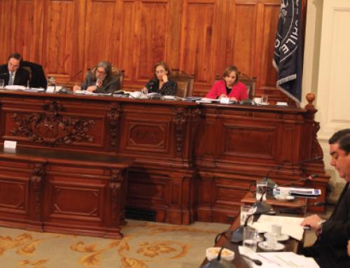Observaciones de la CPC al Proyecto de Ley que Moderniza el Sistema de Relaciones Laborales, introduciendo modificaciones al Código del Trabajo.  Presentación del presidente de la CPC, ante la Comisión de Trabajo y Previsión Social del Senado.