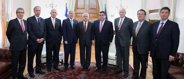 Cpc cpc se re nen con nuevo ministro del interior for Nuevo ministro del interior peru