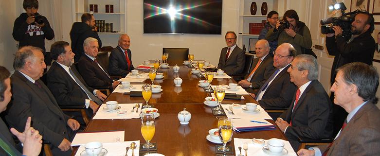 Cpc comit ejecutivo de la cpc se re ne con for Subsecretario del interior