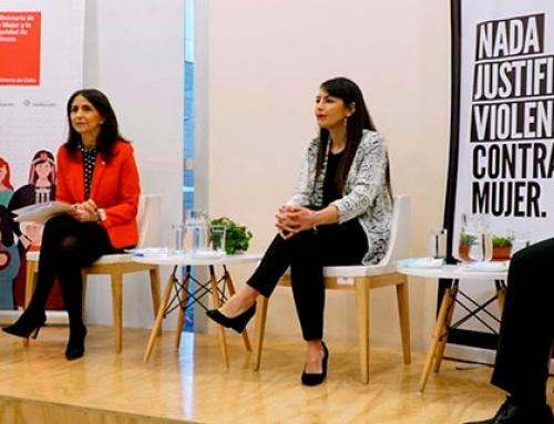 Ministerio de la Mujer y CPC imparten taller a empresas, para avanzar en prevención de violencia intrafamiliar