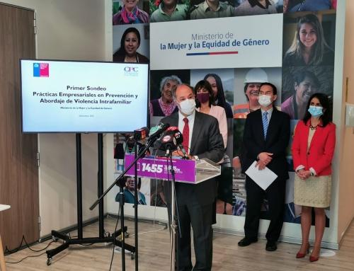 Ministerio de la Mujer y gremios empresariales avanzan en promoción de buenas prácticas para la prevención la violencia intrafamiliar