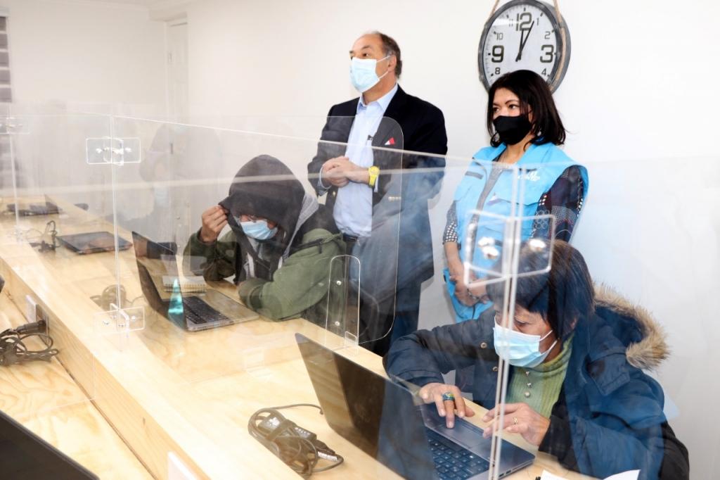 Laboratorio Virtual La Pintana 2