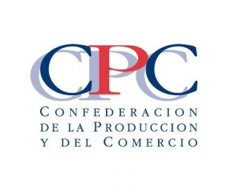 Presentación de la CPC ante el Tribunal Constitucional por Reforma Laboral, 25 de abril de 2016