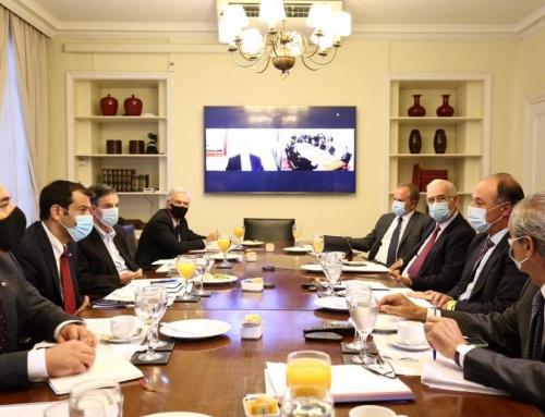 Ministro del Interior y CPC sostienen fructífera reunión por temas de violencia e informalidad
