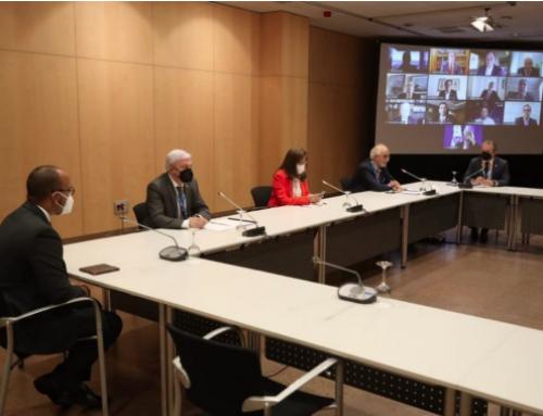 Presidente de CPC participa en Encuentro Empresarial de Iberoamérica, que culmina con un manifiesto de compromisos en pro del desarrollo sostenible, junto con llamar a  las autoridades a avanzar en políticas públicas que prioricen el bien común